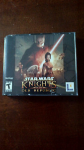 Star Wars Knights of the Republic Game