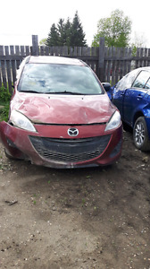Mazda 5 for parts