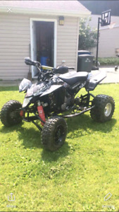 LOOKING TO BUY RACE QUAD