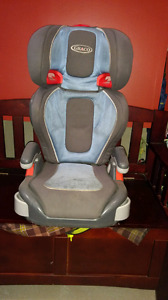 Graco Highback booster seat.