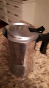 Espresso coffee pot.