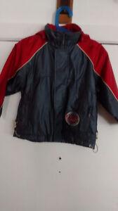 Manteau  d'automne GUSTI (neuf) pour garcon