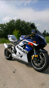 2004 GSXR 750 Mint, End of summer sale