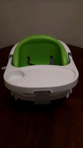 Ingenuity travel booster high chair