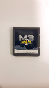 M3 Zero Adapter W/ 4 Gb Micro Sd for DS & DSI