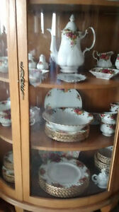 OLD COUNTRY ROSES DISHES