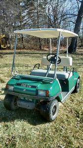 97 Club Car Golf Cart 4 Stroke Gas