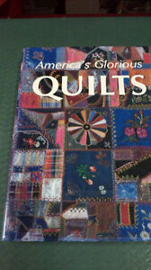 2 Older Quilt books and Patterns