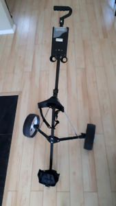 Used Black Golf Cart -Cleaned and ready for Spring! $40.00