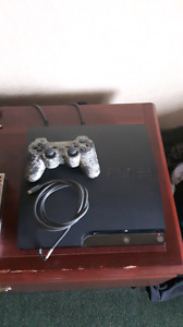 Ps3 ,1 controller, cables, 3 games $70