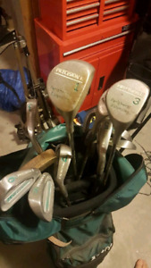Golf clubs PRICE REDUCED