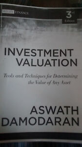 FINA 410 - Investment Valuation