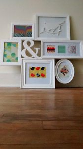 Decorative Wall Frame 5 Pictures