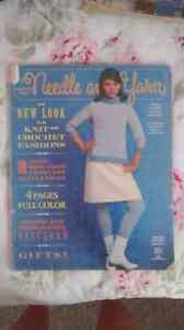 Needle and Yarn * 60s knitting book * livre de tricot annees 60