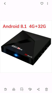 2019 pre-release android 8.1 4G/32G plugin use tv box+mini KB