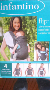 Brand new infantino baby carrier in box