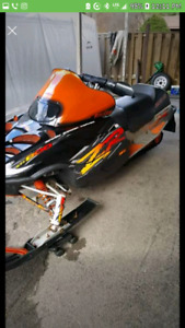 2002 zr 800 Artic Cat