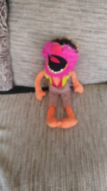 Animal off Muppets soft toy