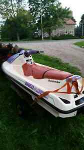Seadoo with trailor...NEW REDUCED PRICE!!!!! Stratford Kitchener Area image 1