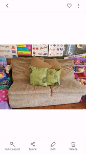 FREE pull out sofa