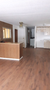 For RENT 2 bdrm mobile home RYLEY ALBERTA