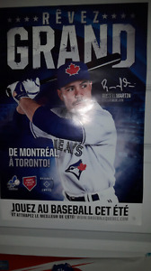Billet bluejays 102 rangée  C