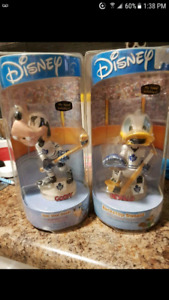 Toronto Maple Leaf Disney Bobbleheads
