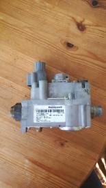 Honeywell gas control block