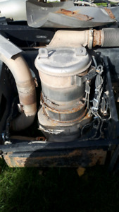 2013 Volvo emissions system complete
