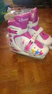 $20 obo. Adjustable kids skates 8y to 11 y Belleville Belleville Area image 2