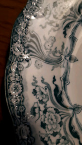 English Colonial Plate - Malvern