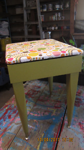 Light, Bright Sewing Bench