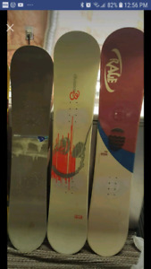 Snowboards for sale