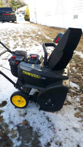 *New* Brute Snow Thrower