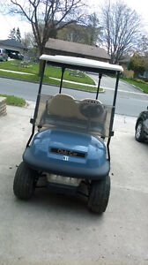 2008 club cart rarely used excellent condition