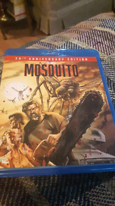 Mosquito 20th Anniversary Blu Ray Sets For Sale