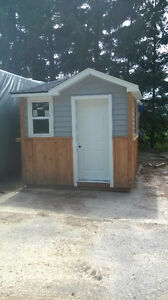BRAND NEW GARDEN SHED London Ontario image 2