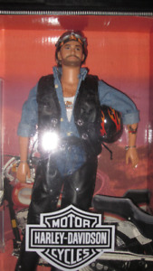 1998  Harley-Davidson Motor Cycles Collector Edition Ken doll