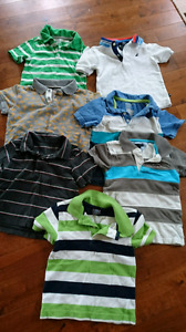 Polo shirts size 3T