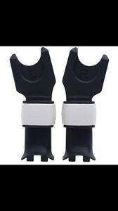 Adaptors for maxi cosi infant seat to Bugaboo stroller