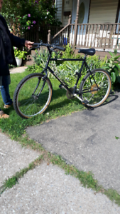 3  bikes for sale at $50.00 each