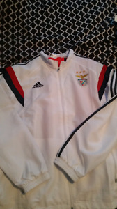 Benfica addidas track suit