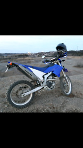 Street legal dirt bike