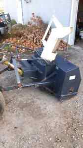 "60"" Allied  3 ptn Snow Blower London Ontario image 1"