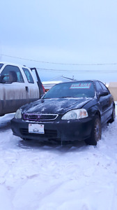 1999 civic 1400 firm
