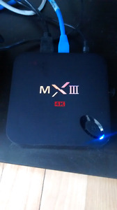 Susay MXiii 4K Android TV box