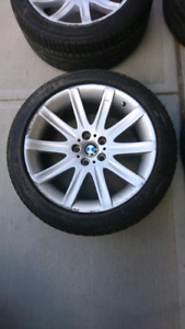 BMW Tires and Wheels