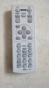 OEM Remote control for NEC projectors, new condition, $30.00 fir