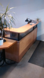 Reception Desk / Workstation