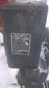 Old oil feild engine Strathcona County Edmonton Area image 2